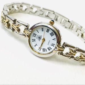 Vintage Oleg Cassini Women's Bracelet Watch